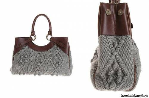 Теги: вязание вязание крючком сумки вязание спицами вязанные сумки...